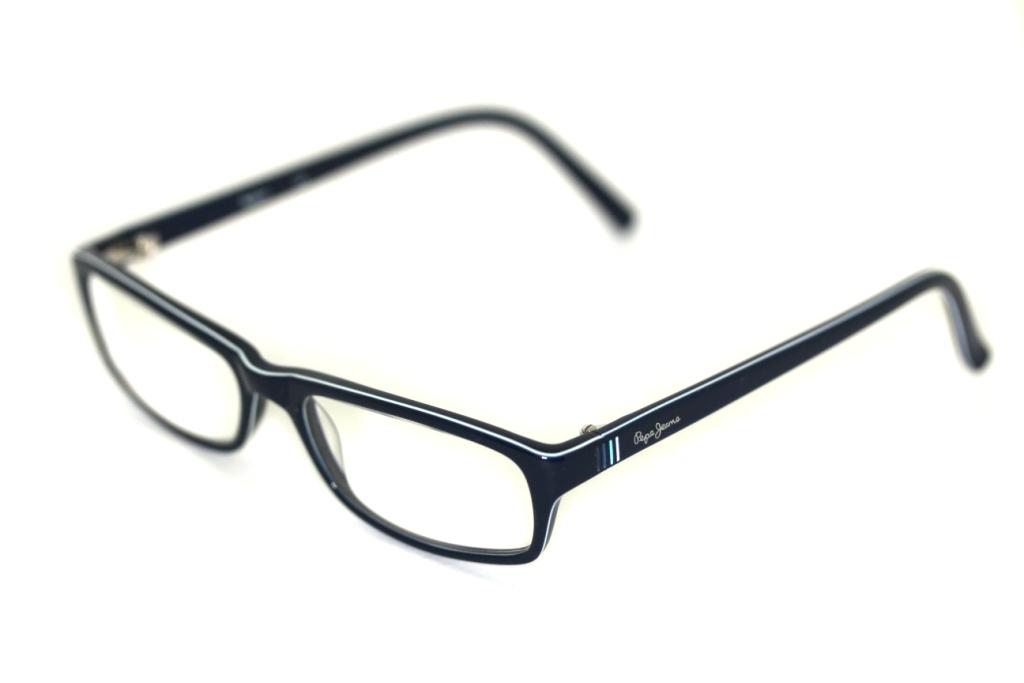 Paul Smith Taite PJ3050 C2 Brille Blau/Weiß glasses lunettes FASSUNG ...