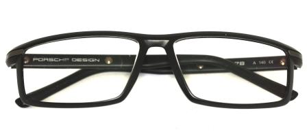 porsche design p 39 8178 a brille schwarz matt glasses. Black Bedroom Furniture Sets. Home Design Ideas