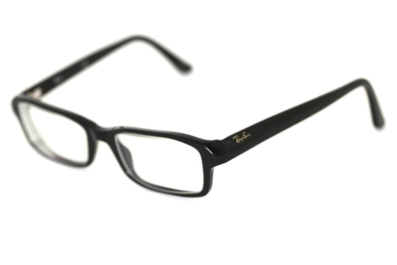 ray ban rb 5224 2000 brille schwarz glasses lunettes. Black Bedroom Furniture Sets. Home Design Ideas