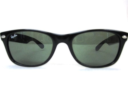 ray ban rb2132 622 new wayfarer sonnenbrille brille schwarz matt sunglasses ebay. Black Bedroom Furniture Sets. Home Design Ideas