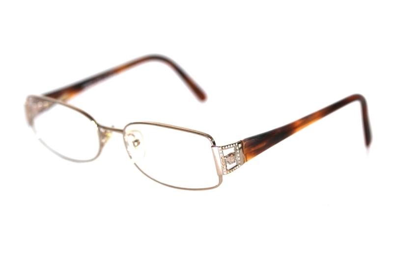 versace 1062 b 1052 brille gold braun stra glasses lun ebay. Black Bedroom Furniture Sets. Home Design Ideas