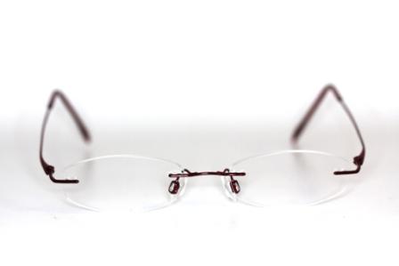 fielmann charme 0661 cl titan brille rot glasses lun ebay. Black Bedroom Furniture Sets. Home Design Ideas