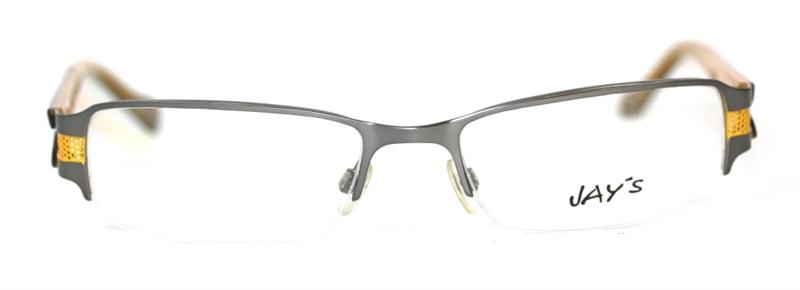 jay 39 s 6299 gs trends more eye brille grau gelb schwarz. Black Bedroom Furniture Sets. Home Design Ideas