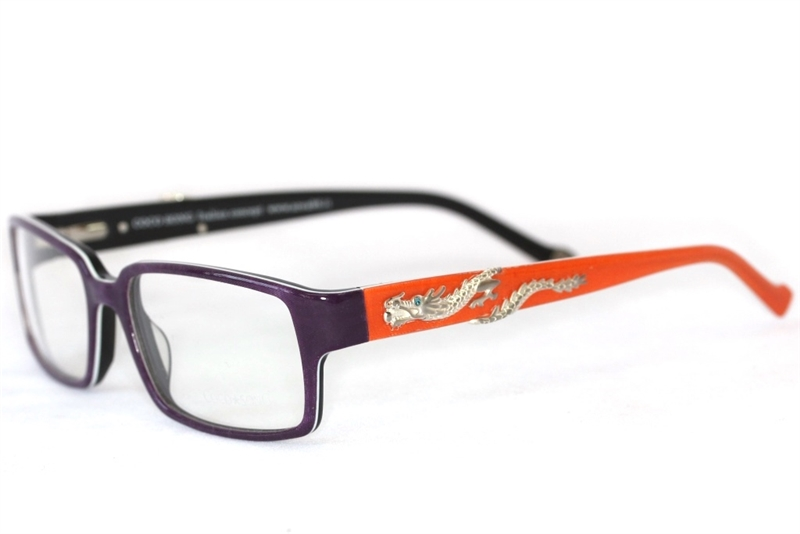 coco song get col 1 brille lila orange glasses