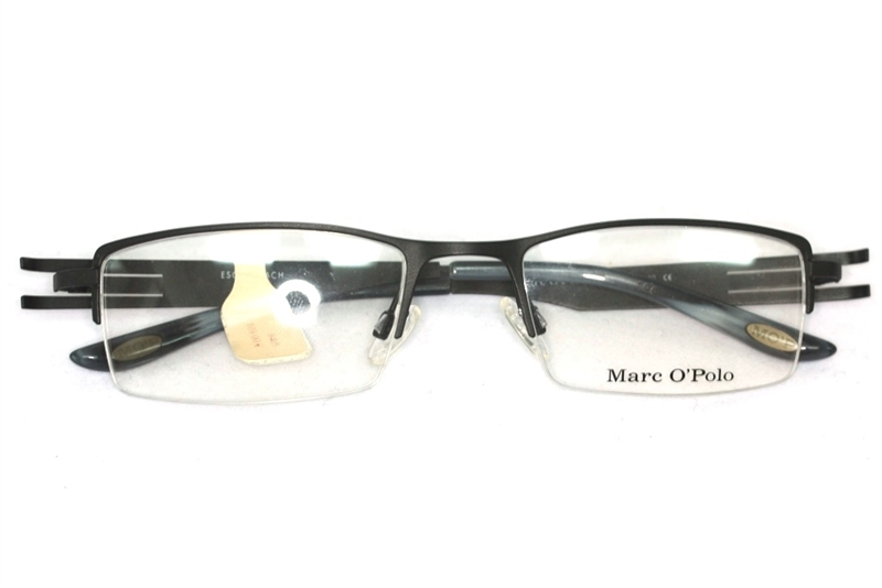 marc o 39 polo 502026 10 eschenbach brille schwarz matt glasses lunettes fassung ebay. Black Bedroom Furniture Sets. Home Design Ideas